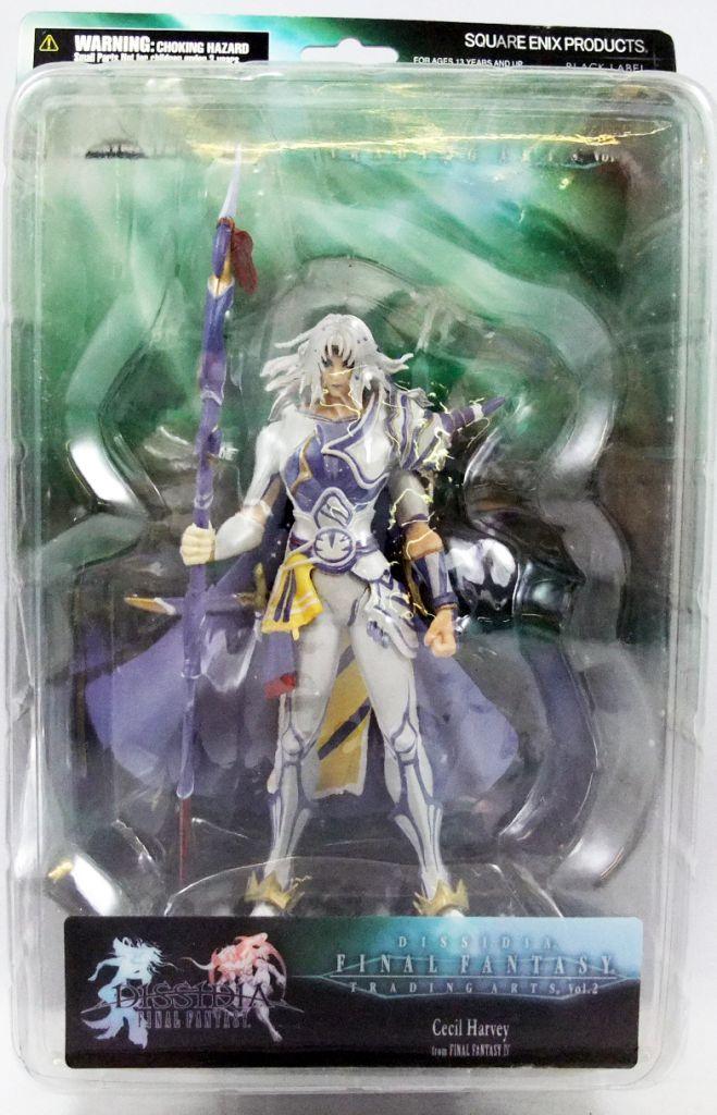 Dissidia Final Fantasy - Figurine Trading Arts - Cecil Harvey (from FF IV)
