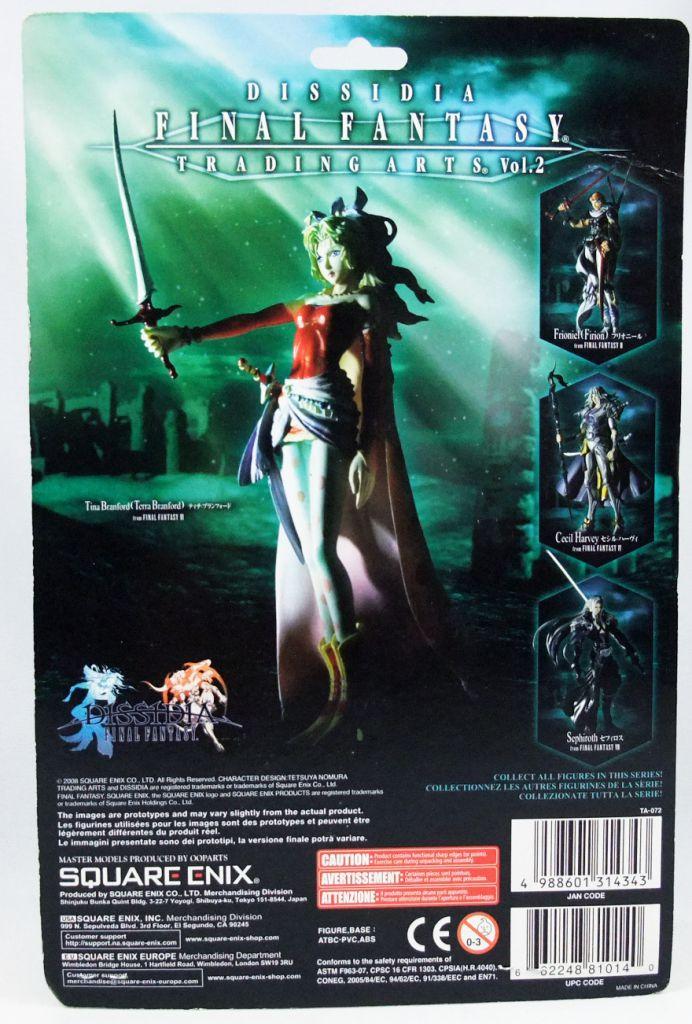 Dissidia Final Fantasy - Figurine Trading Arts - Tina Branford (from FF VI)