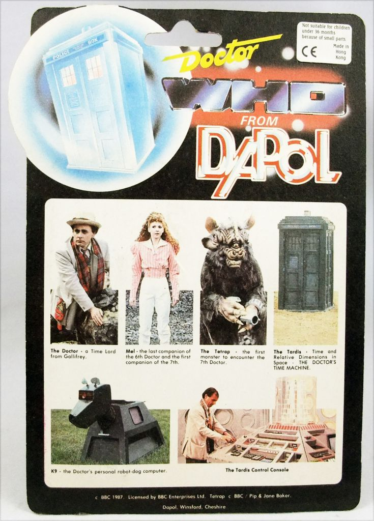 Doctor Who - Dapol - Cyberman