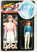 "Doctor Who - Dapol - Melanie ""blue\"""
