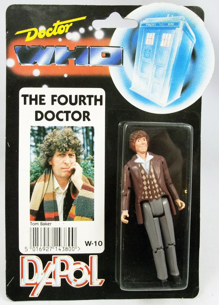 Doctor Who - Dapol - The Fourth Doctor (Tom Baker)