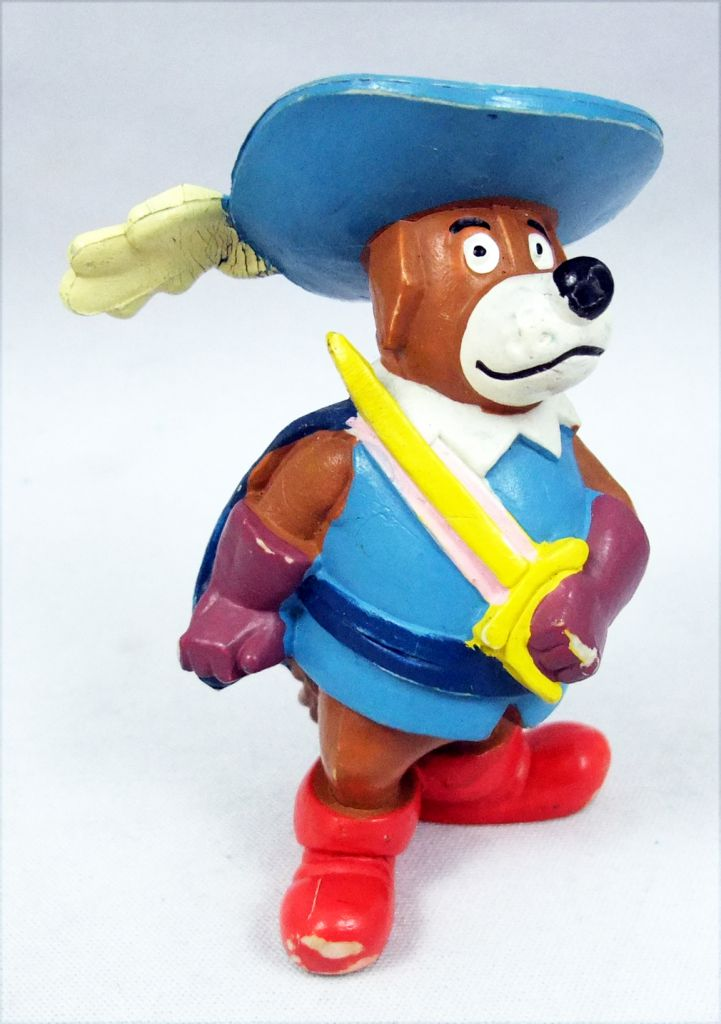 Dogtanian And The Three Muskehounds - Disvenda Pvc Figure - Porthos