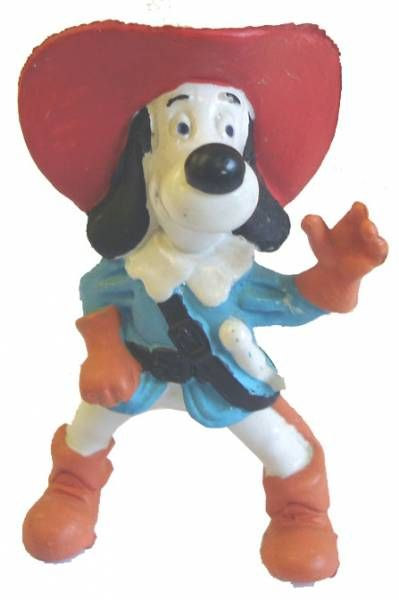 Dogtanian And The Three Muskehounds - Star Toys PVC Figure - Dogtanian (Serie1)