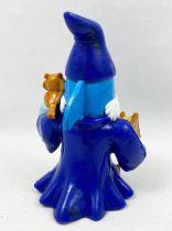 Dolfi - Figurine Publicitaire PVC Novotel - Dolfi Magicien