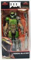 Doom - McFarlane Toys - Doom Slayer - Figurine articulée 17cm