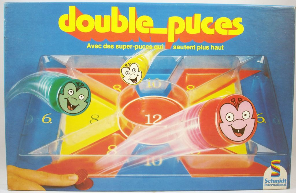 double_puces___jeu_de_plateau___schmidt_international_1988