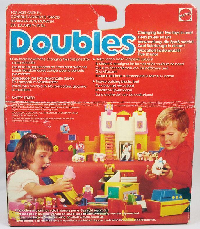 Doubles - Vache & Fermière - Mattel (1)