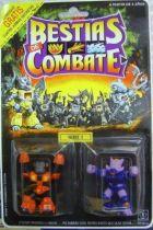 Dragonautes (Battle Beasts) - #13 Gargantuan Gorilla & #14 Swiny Boar