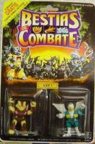 Dragonautes (Battle Beasts) - #3 Ferocious Tiger & #4 Colonel Bird