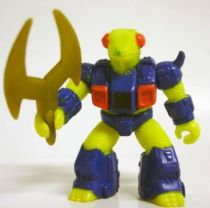 Dragonautes (Battle Beasts) - N°34 Delta Chameleon (loose avec arme)