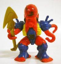 Dragonautes (Battle Beasts) - N°36 Octillion Octopus (loose avec arme)