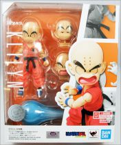 "Dragonball - Bandai S.H.Figuarts - Krillin ""early years\"""