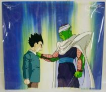 Dragonball GT - Toei Animation Original Celluloid - Gohan & Piccolo