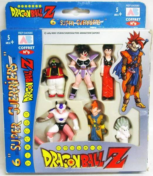Dragonball Z - AB Toys - Coffret de 6 Super Guerriers n°9