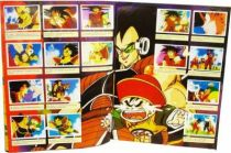 Dragonball Z - Album Collecteur de vignettes (complet) - SFC