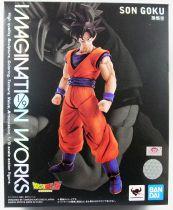 Dragonball Z - Bandai Imagination Works - Son Goku