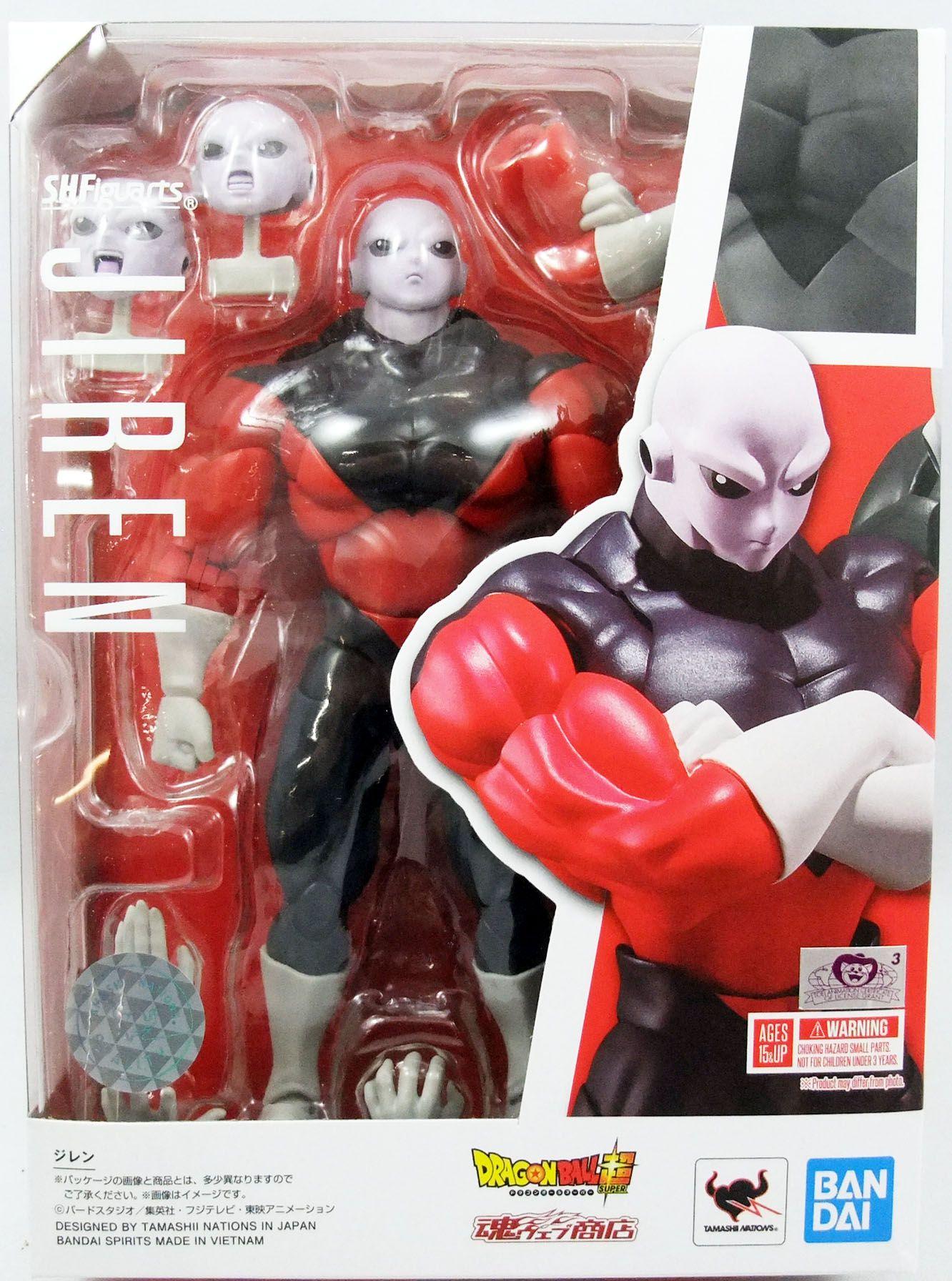 Dragonball Z - Bandai S.H.Figuarts - Jiren