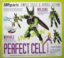 "Dragonball Z - Bandai S.H.Figuarts - Perfect Cell \""Premium Color Edition\"""