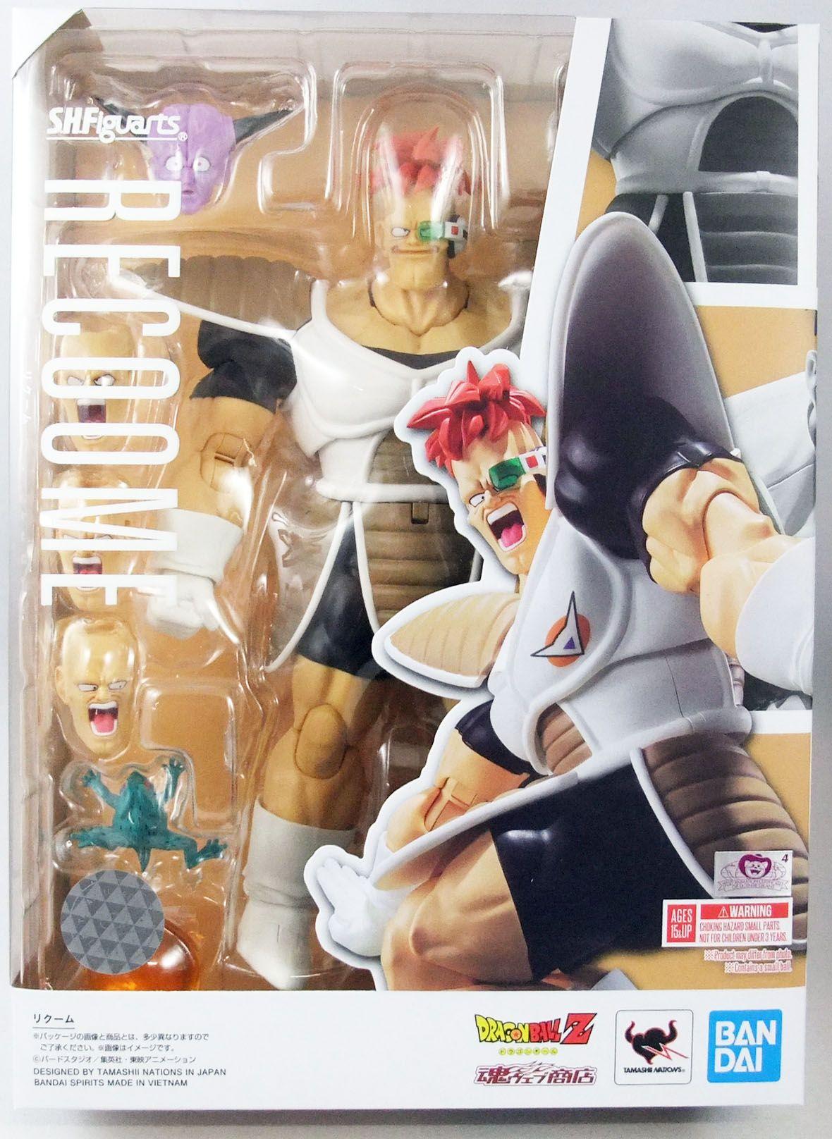 Dragonball Z - Bandai S.H.Figuarts - Recoome
