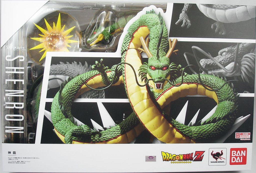 Dragonball Z - Bandai S.H.Figuarts - Shenron