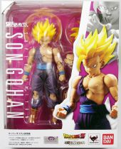 "Dragonball Z - Bandai S.H.Figuarts - Son Gohan \""Super Saiyan\"""