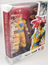 "Dragonball Z - Bandai S.H.Figuarts - Son Goku \""Super Saiyan God\"""