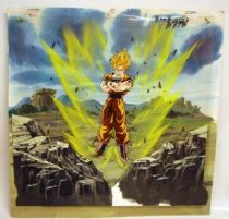 Dragonball Z - Toei Animation Original Celluloid - Super Saiyan Son Goku