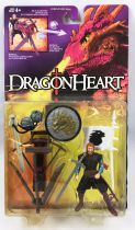 DragonHeart - Kenner - Brave Knight Bowen with Battering Bola Tripod