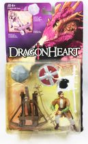 DragonHeart - Kenner - Hewe with Boulder-Launching Catapult