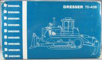 Dresser Bulldozer TD-40B avec Cabine et Défonceuse en Boite 1/48