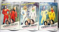 Drôles de Dames - Jill, Kelly & Sabrina - Poupées 20cm Hasbro 1977 neuves sous blister