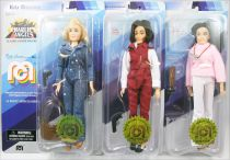 "Drôles de Dames - Mego - Kris Munroe, Sabrina Duncan et Kelly Garrett - Figurines 20cm ""TV Favorites\"""