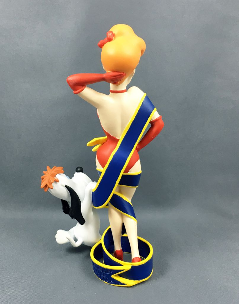 Droopy - Démons & Merveilles 1999 - Droopy & Miss 2000 (Mini Statue)