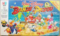 Duck Tales (La Bande à Picsou) - Jeu de société - MB Jeux 1990