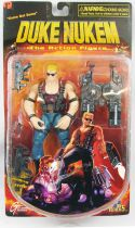 "Duke Nukem - 6"" action figure - ReSaurus 1997"