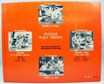 Dumbo au cirque - Jeu éducatif Fernand Nathan (Puzzle) 02