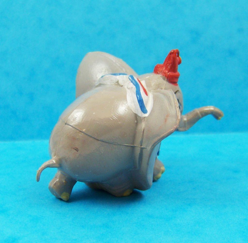 Dumbo l\'éléphant - Figurine plastique Jim - Dumbo l\'éléphant