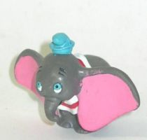 Dumbo the elephant - Comics Spain pvc figure - Dumbo the elephant (dark grey)