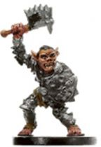 Dungeons & Dragons (D&D) Miniatures (Blood War) - Wizards - Acheron Goblin