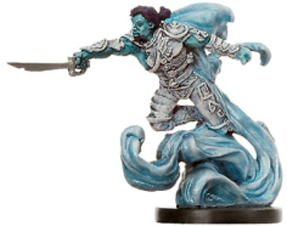 Dungeons & Dragons (D&D) Miniatures (Blood War) - Wizards - Air Genasi Swashbuckler