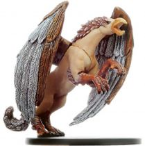 Dungeons & Dragons (D&D) Miniatures (Blood War) - Wizards - Arcadian Hippogriff
