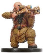 Dungeons & Dragons (D&D) Miniatures (Blood War) - Wizards - Dwarf Sniper