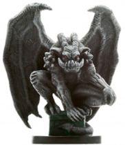 Dungeons & Dragons (D&D) Miniatures (Blood War) - Wizards - Earth Element Gargoyle
