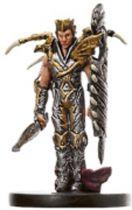 Dungeons & Dragons (D&D) Miniatures (Blood War) - Wizards - Elf Dragonkith