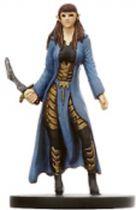 Dungeons & Dragons (D&D) Miniatures (Blood War) - Wizards - Elf Warmage