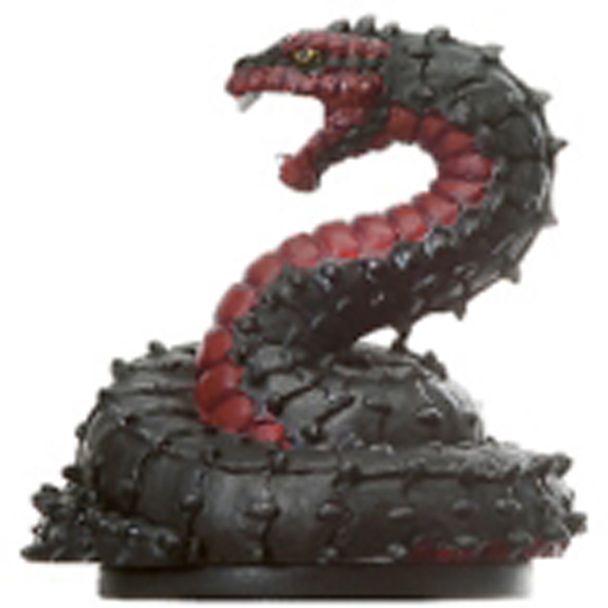 Dungeons & Dragons (D&D) Miniatures (Blood War) - Wizards - Fiendish Snake