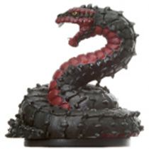 Dungeons & Dragons (D&D) Miniatures (Blood War) - Wizards - Fiendish Snake