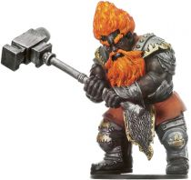 Dungeons & Dragons (D&D) Miniatures (Blood War) - Wizards - Fire Giant Forgepriest