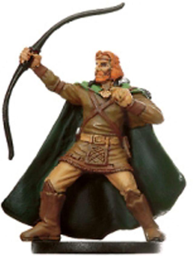 Dungeons & Dragons (D&D) Miniatures (Blood War) - Wizards - Free League Ranger
