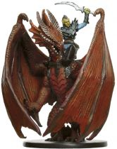 Dungeons & Dragons (D&D) Miniatures (Blood War) - Wizards - Githyanki Dragon Knight